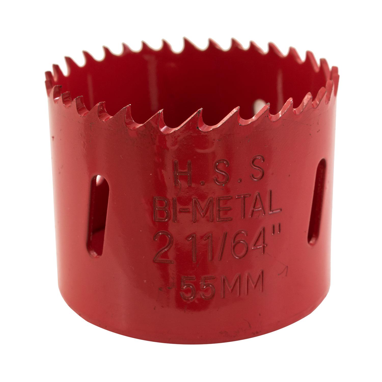 Боркорона KEIL 25мм, за дърво и цветни метали, HSS-Co, Bi-Metal
