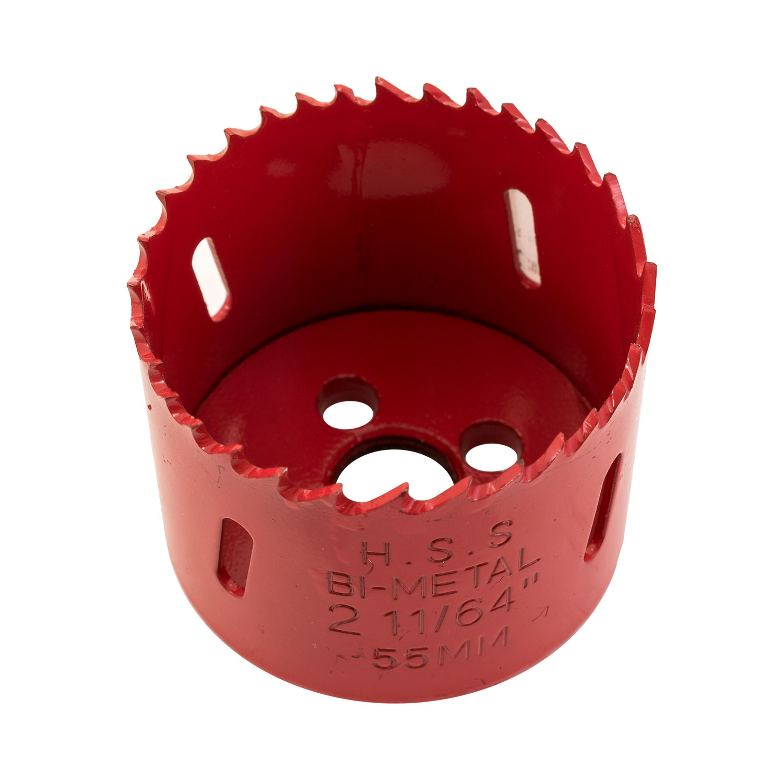Боркорона KEIL 25мм, за дърво и цветни метали, HSS-Co, Bi-Metal - big, 107672
