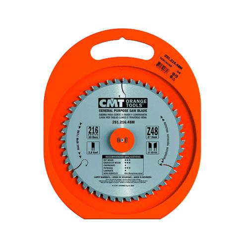 Диск с твърдосплавни пластини CMT 150/2.4/20 Z=24, за рязане на мека и твърда дървесина, шперплат - big, 87863