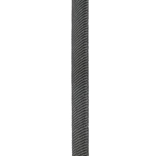 Пила за метал AJAX 250мм, полуобла-PZP, 1-груба, пластмасова дръжка - big, 40659