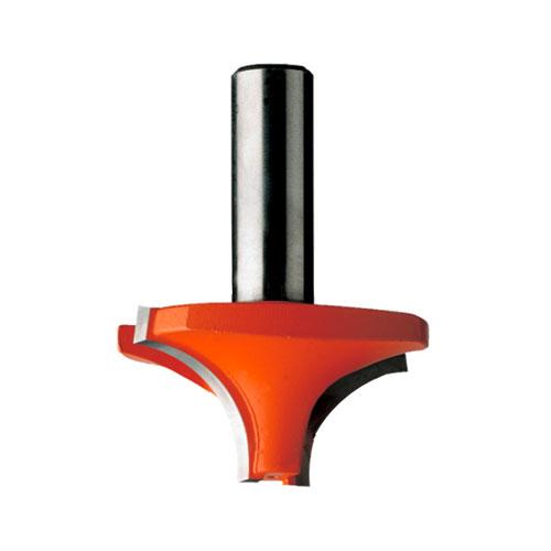 Радиусов фрезер CMT D=28.6мм L=44.5мм I=12.7мм R=8мм S=8мм Z=2, HW, RH