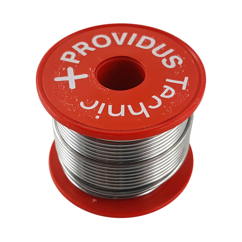 Тинол на ролка-флюс PROVIDUS 250гр, ф1.5мм, SN 60%, PB 40%