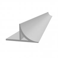 Профил за ъгъл колона REUSS-SEIFERT Dekokant N 20 R, 2.5м 20х30х38мм, в опаковка 100м