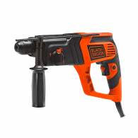 Перфоратор BLACK&DECKER KD975KA, 710W, 0- 980об, 0-5180уд/мин, 1.8J, SDS-plus