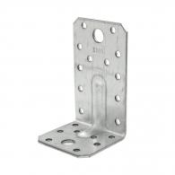Планка DOMAX KP 3, 90х50х55x2.5мм, монтажен ъгъл, усилена, 20бр. в опаковка