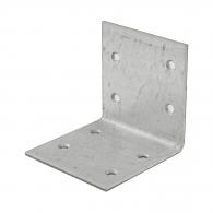 Планкa DOMAX KSO 3, 60х60х60x2.0мм, монтажен ъгъл, широка, 20бр. в опаковка