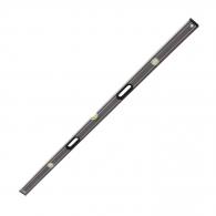 Алуминиев нивелир STANLEY Xtreme 200см, с три либели, магнит и ръкохватки