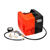 Компресор BLACK&DECKER Cubo, 8bar, 180 l/min, 1.1kW, 1.5HP, 230V