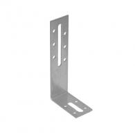 Планка DOMAX KRD 2, 70х55х30x2.0мм, монтажен ъгъл, регулируема, 20бр. в опаковка
