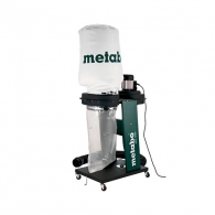 Прахоулавителна система METABO SPA 1200, 0.55kW, 65л, 100мм, 4
