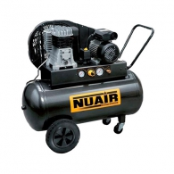 Компресор FINI NUAIR B2800B/3M/100 TECH, 100l, 10bar, 330 l/min, 2.2kW, 3.0hp, 230V