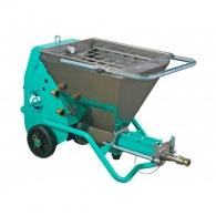 Машина за полагане на мазилка IMER SMALL 50, 1500W, 0-14л/мин, 50л