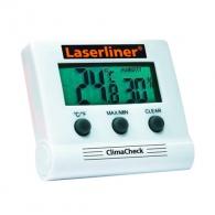 Електронен термометър с влагомер LASERLINER ClimaCheck