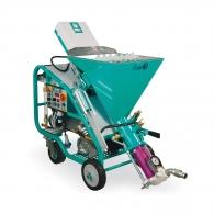 Машина за смесване и полагане на мазилка IMER KOINE 3, 3400W, 220V, 8-17л/мин, 50л